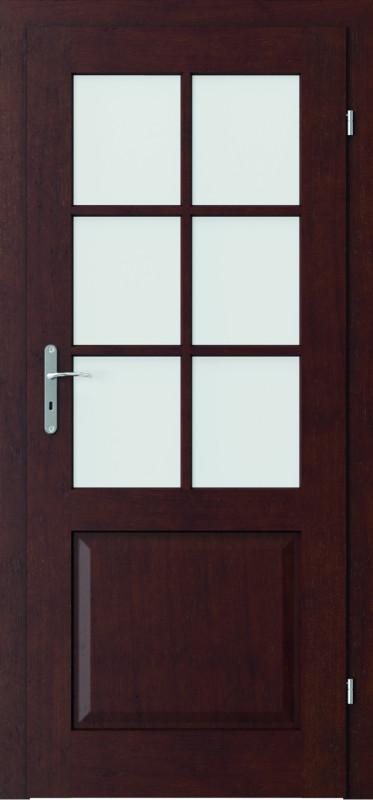 durys internetu, Cordoba, įsprūdinės, faneruotos, stiklo intarpas