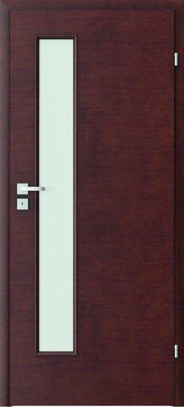 durys internetu, NaturaClassic, karkasinės, stiklo intarpas