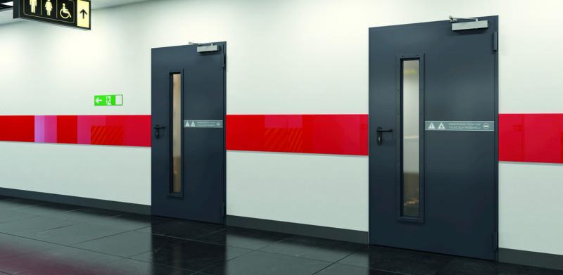 Specialios paskirties durys