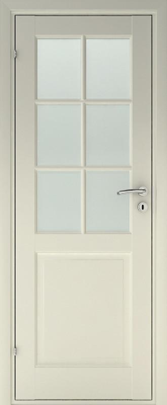 durys internetu, baltos, įsprūdinės, skandinaviško stiliaus, Finland, stiklo intarpai