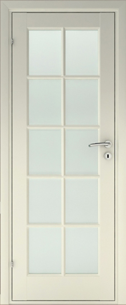 durys internetu, baltos, įsprūdinės, skandinaviško stiliaus, Island, stiklo intarpai