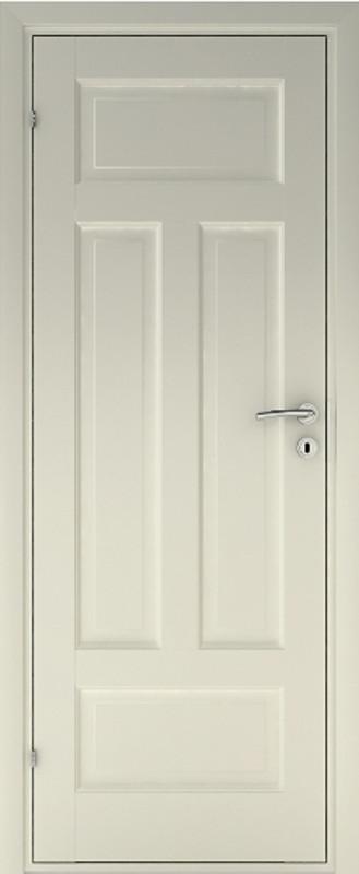 durys internetu, baltos, įsprūdinės, skandinaviško stiliaus, Norge