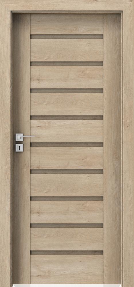 Laminuotos durys Porta KONCEPT A0