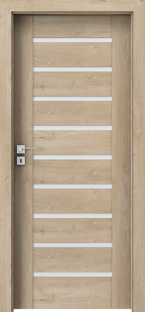 Laminuotos durys Porta KONCEPT A9
