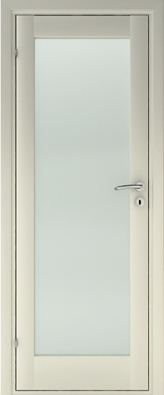 durys internetu, baltos, įsprūdinės, skandinaviško stiliaus, Trend, stiklo intarpas