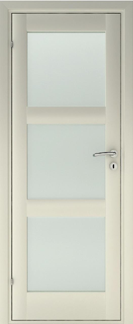 durys internetu, baltos, įsprūdinės, skandinaviško stiliaus, Trend, stiklo intarpai