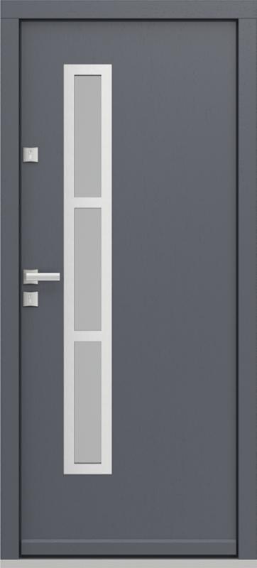 Lauko durys ECOPOLAR A.1