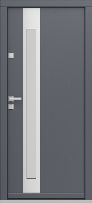 Lauko durys ECOPOLAR A.2