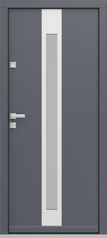 Lauko durys ECOPOLAR A.3