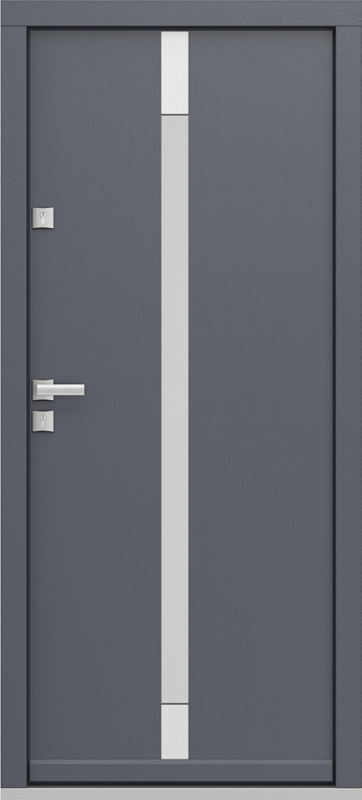 Lauko durys ECOPOLAR A.5