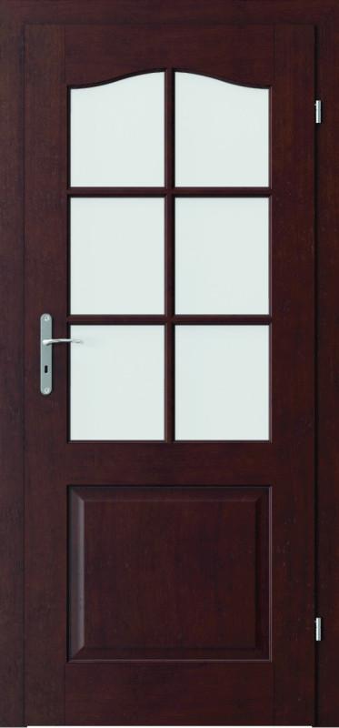 durys internetu, Madrid, įsprūdinės, faneruotos, stiklo intarpas