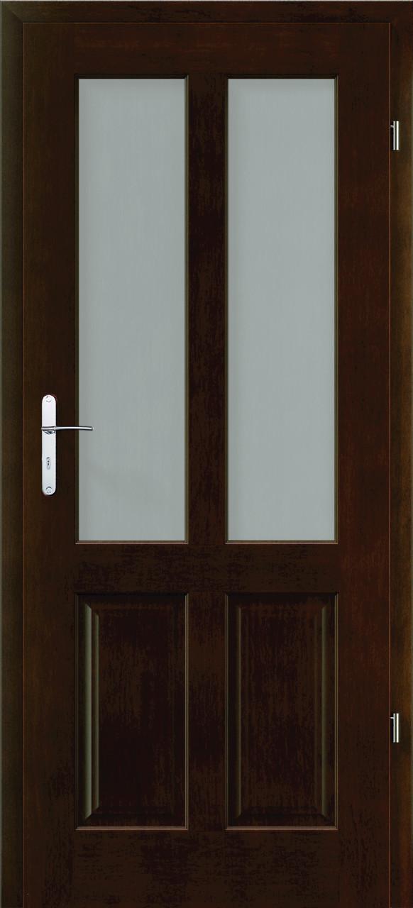 durys internetu, Malaga, įsprūdinės, faneruotos, stiklo intarpas