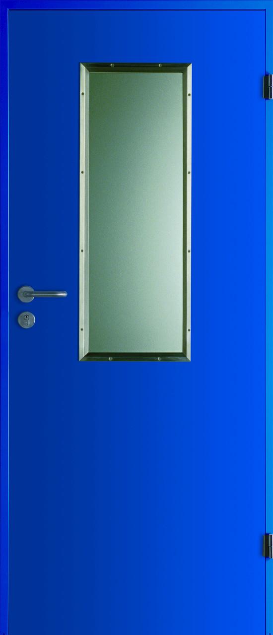 durys internetu, vidaus durys, atsparios vandeniui, Aqua, stiklo intarpas