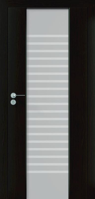 durys internetu, NaturaSpace, faneruotos, stiklo intarpas