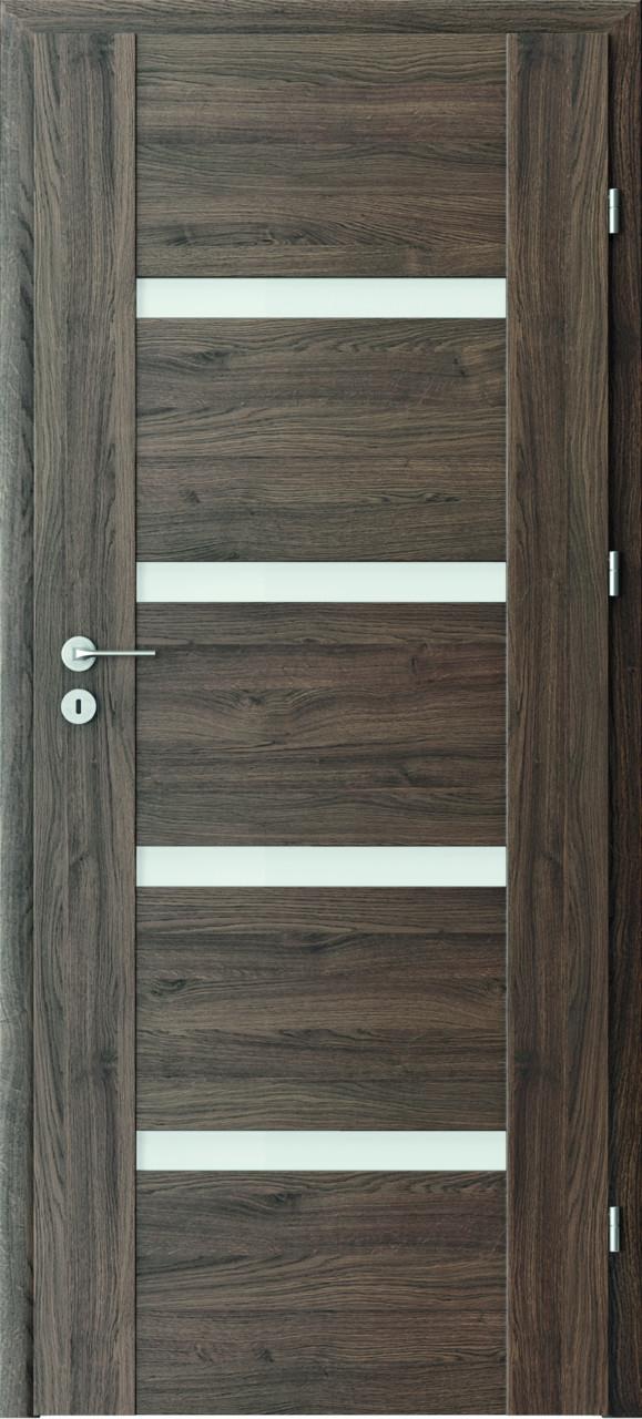Baltos durys durys Porta INSPIRE C4