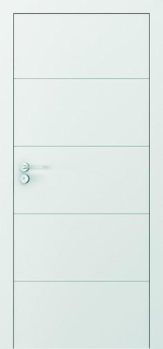 durys internetu, dažytos, baltos, Porta, Vector