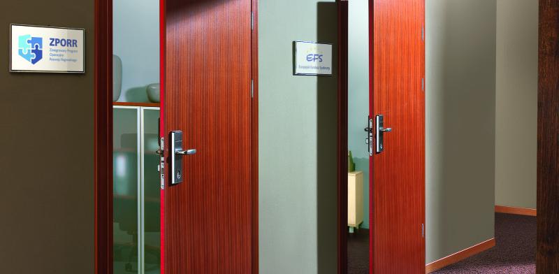 Durys biurui
