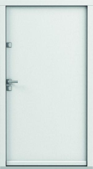 durys internetu, faneruotos, natūralaus ąžuolo lukšto, Eco Polar