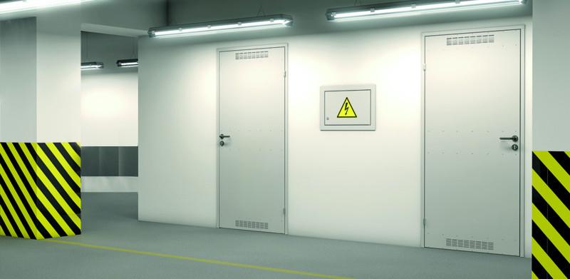 Priešgaisrinės durys