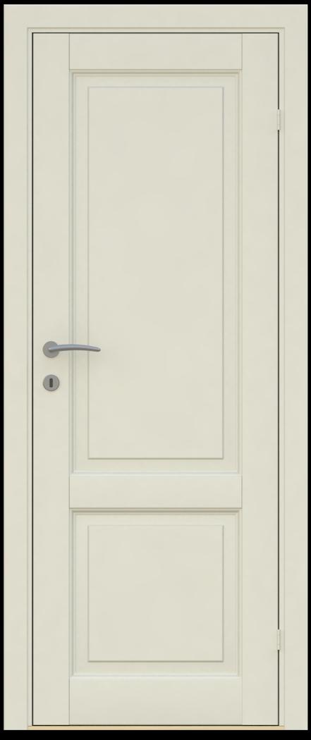 vidaus durys, baltos, įsprūdinės, Finland
