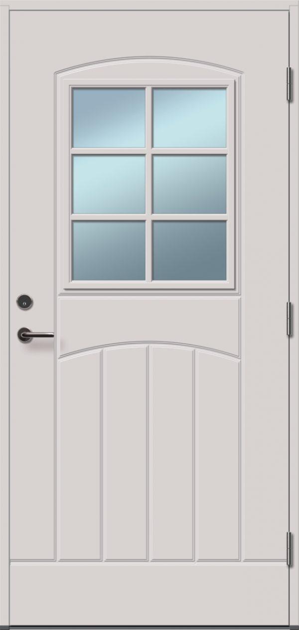 Lauko durys Gracia 6R*
