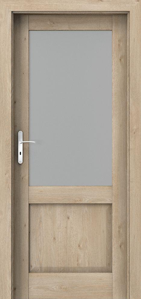Laminuotos durys Porta Balance A.2