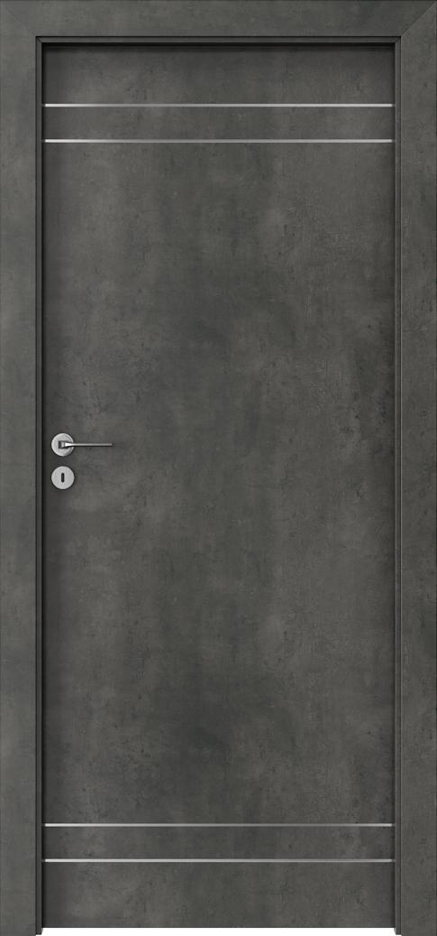 Laminuotos durys Porta Line D.1