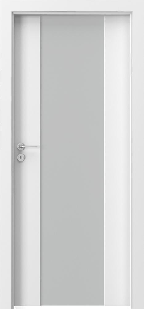 Dažytos durys Porta FOCUS 4.B