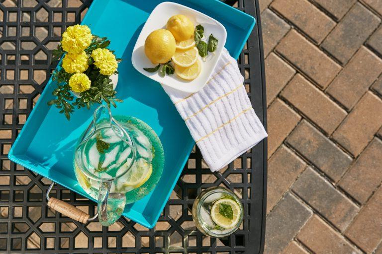 Kaip paįvairinti vasarą namuose ir už jų ribų?
