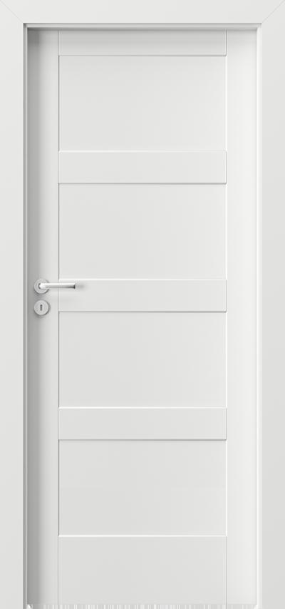 Dažytos durys Porta SKANDIA A.0