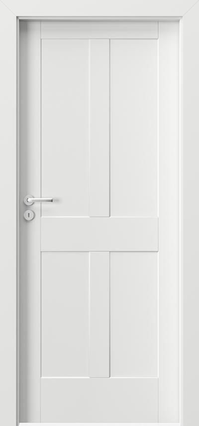 Dažytos durys Porta SKANDIA B.0