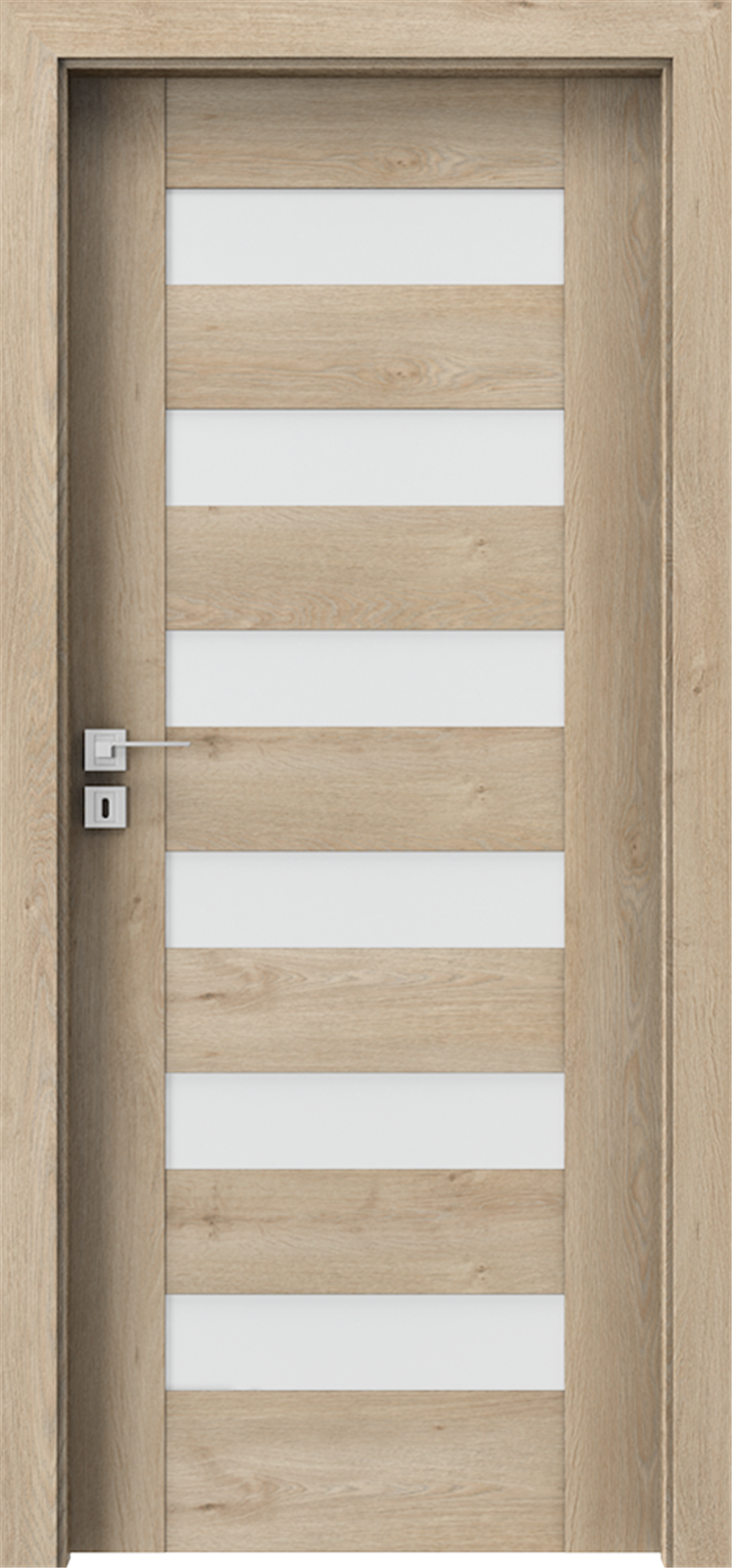 Laminuotos durys Porta KONCEPT C6