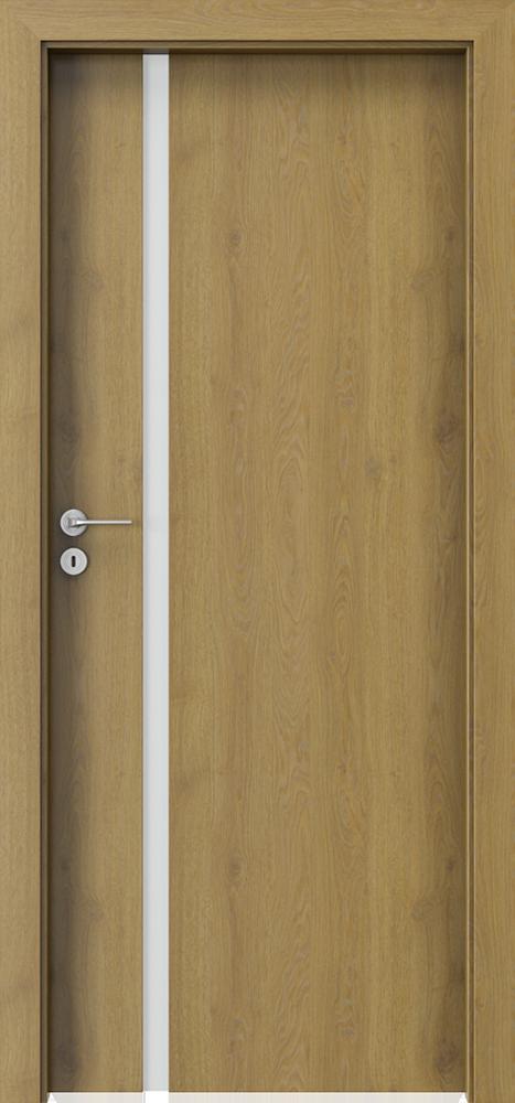 Laminuotos durys Porta Focus A4