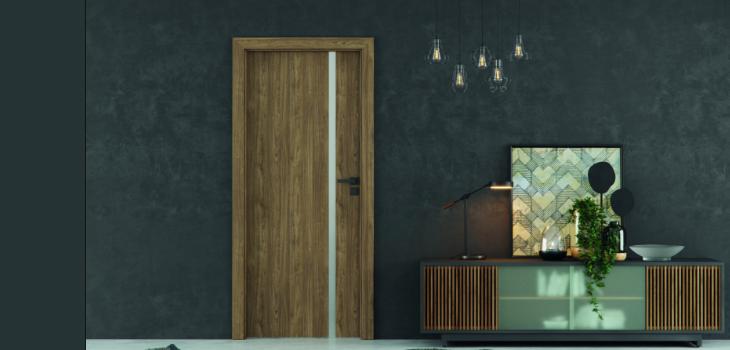Laminuotos durys