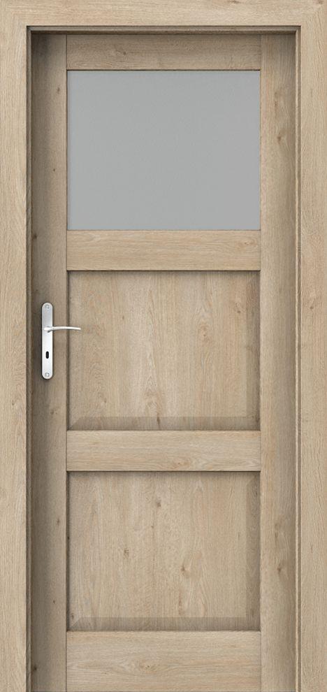 Laminuotos durys Porta Balance D.1