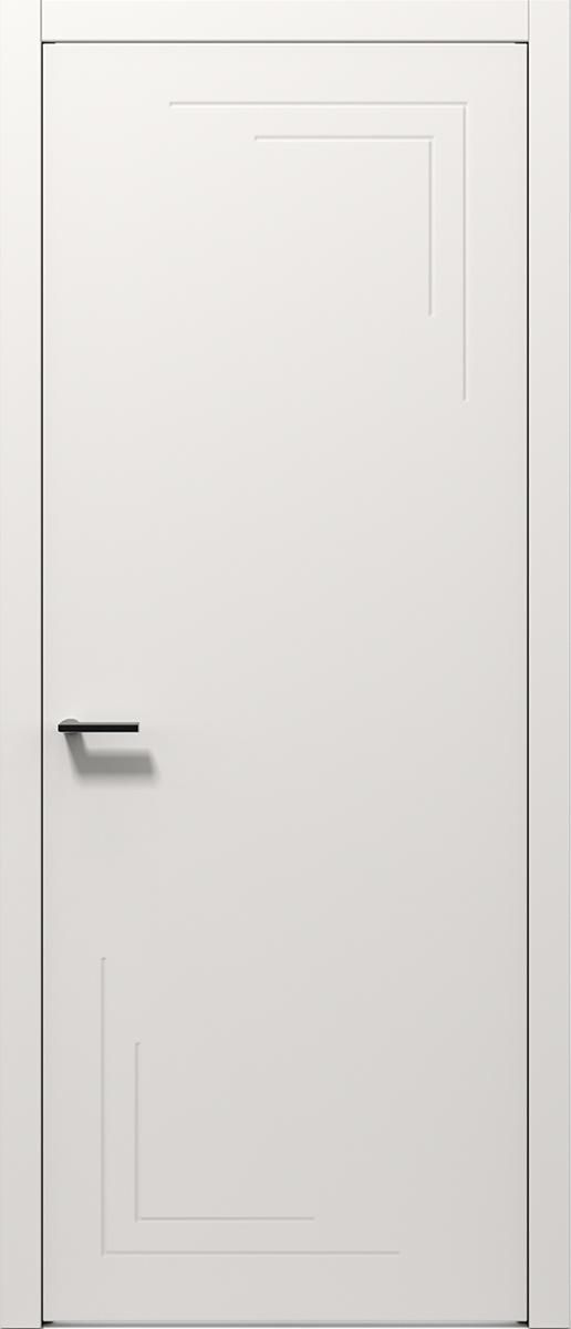 Dažytos durys CITY 01